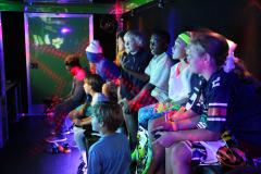 Cyber Gamer Truck Event